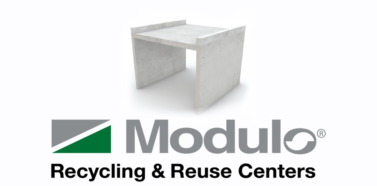 Modulo Recycling & Reuse Centers